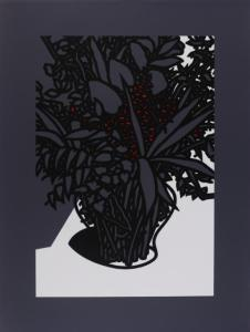 [no title] 1976 Patrick Caulfield 1936-2005 Presented by Bernard Jacobson Gallery 1976 http://www.tate.org.uk/art/work/P03151